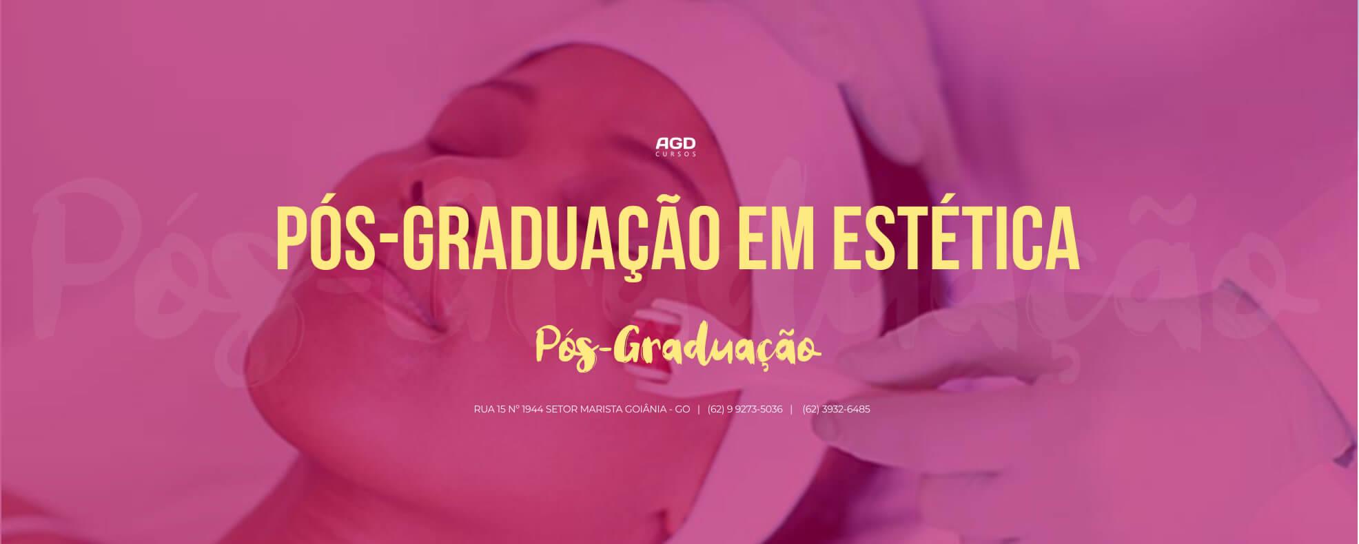 Pós-Graduação em Estética
